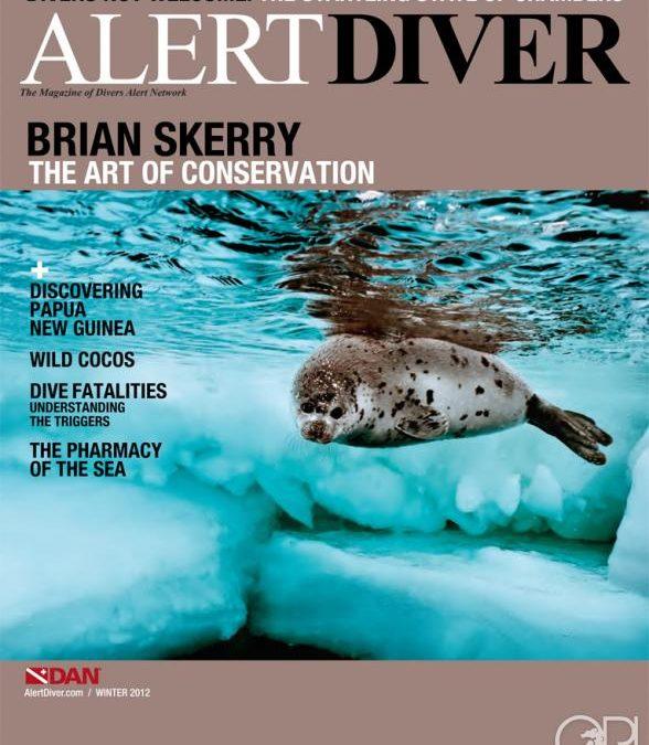 Alert Diver Magazine Winter 2012 – Parting Shot
