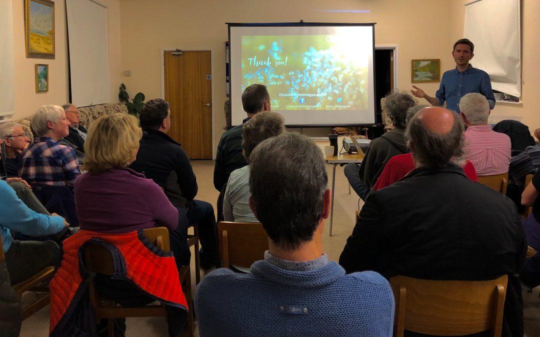 Bristol Underwater Photography Group talk