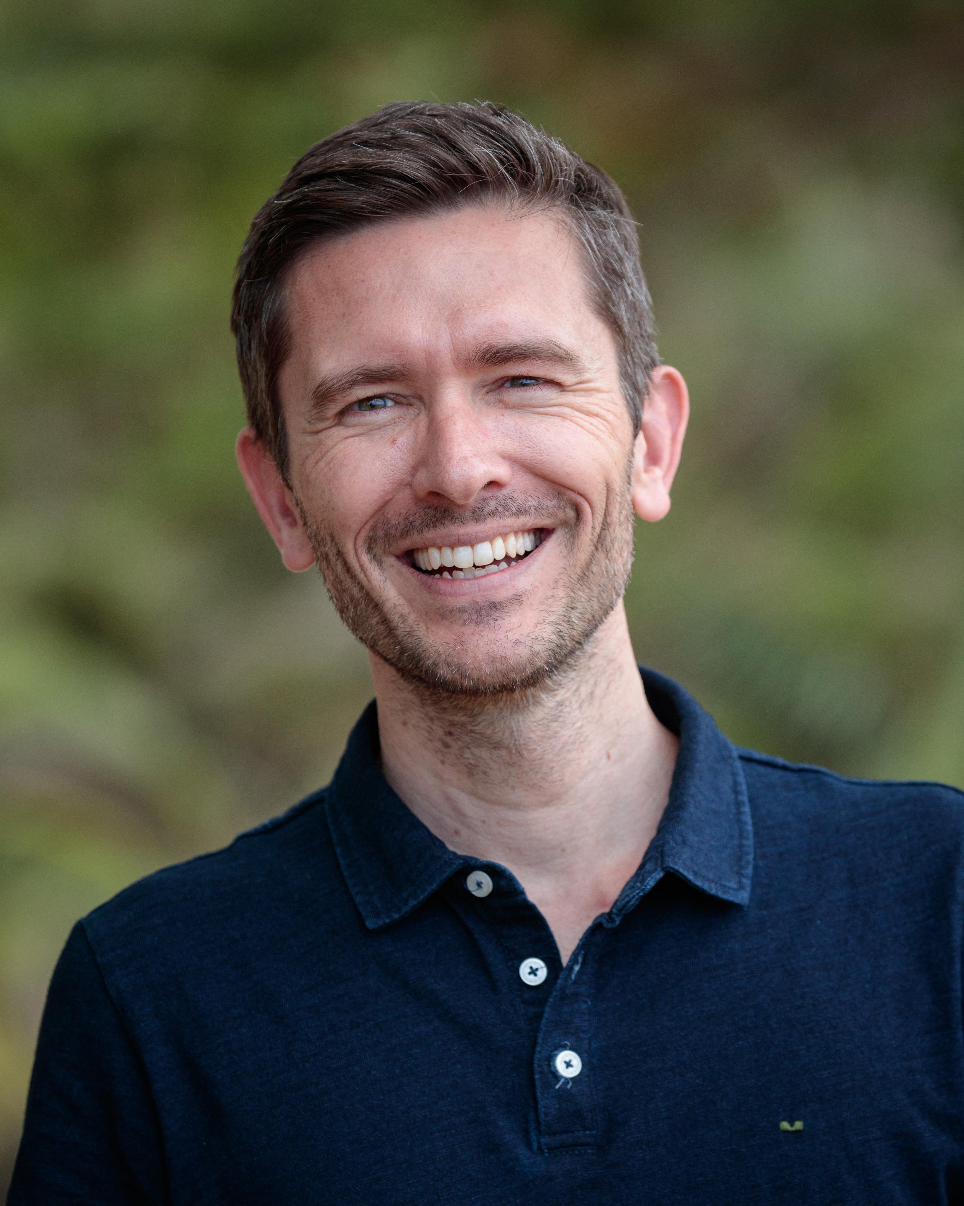 Dr Richard Smith - Marine Biologist